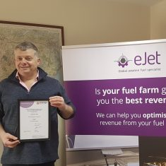 John Pitts (eJet International) Fellow of Energy Institute